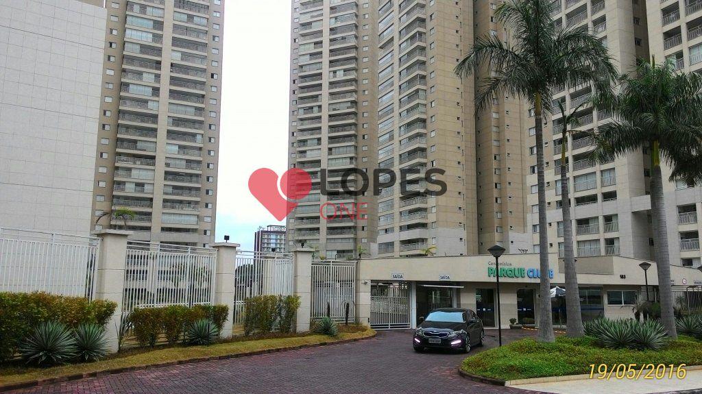 Apartamento espetacular no Condominio Parque Clube 134 mts, 3 dorms, 2 suites e 2 vagas