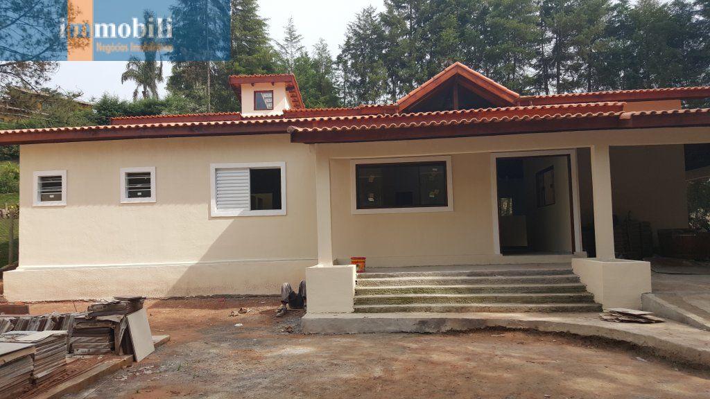 Casa Térrea para Venda - Colinas De São Fernando