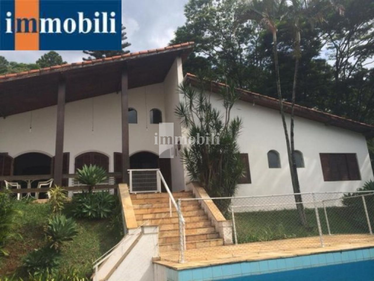 Casa Em Condomínio para Venda - Colinas De São Fernando