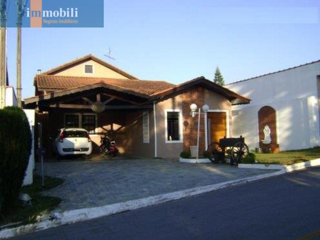 Casa Em Condomínio para Venda - Horizontal Park