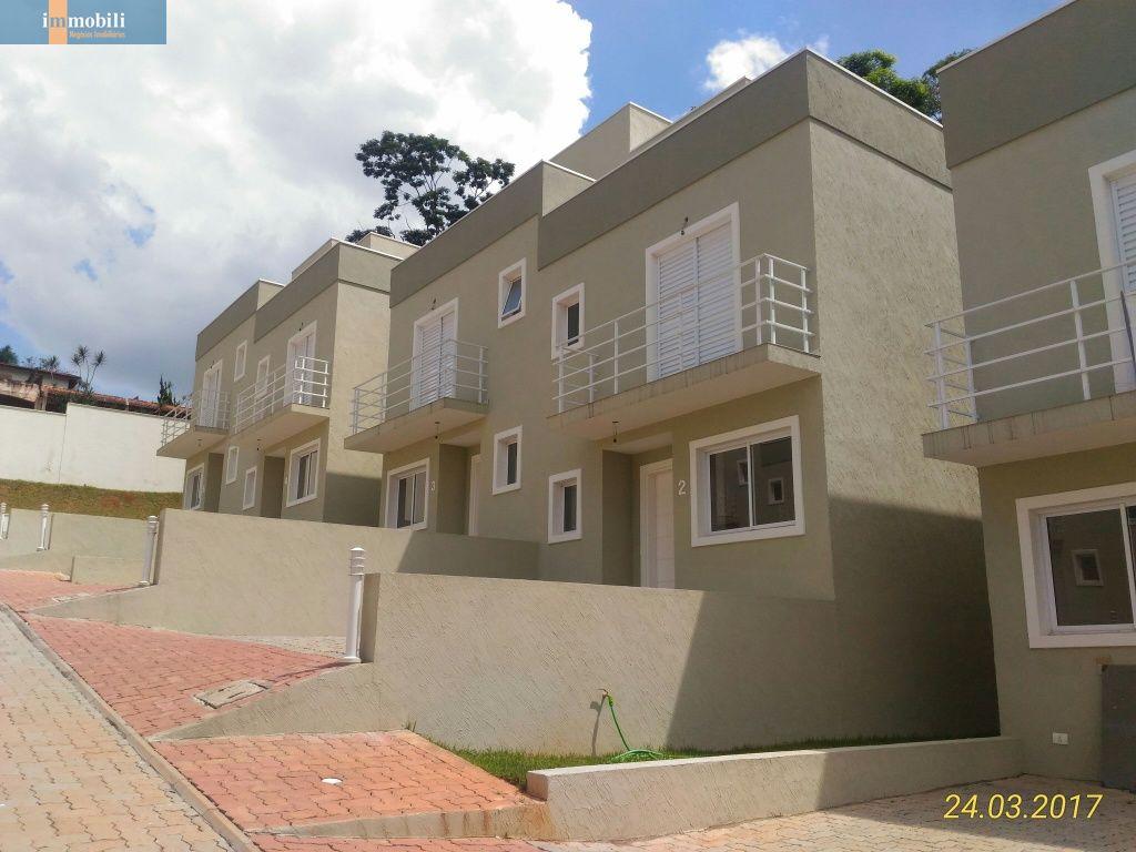 Casa Em Condomínio para Venda - Vilagio Do Sol