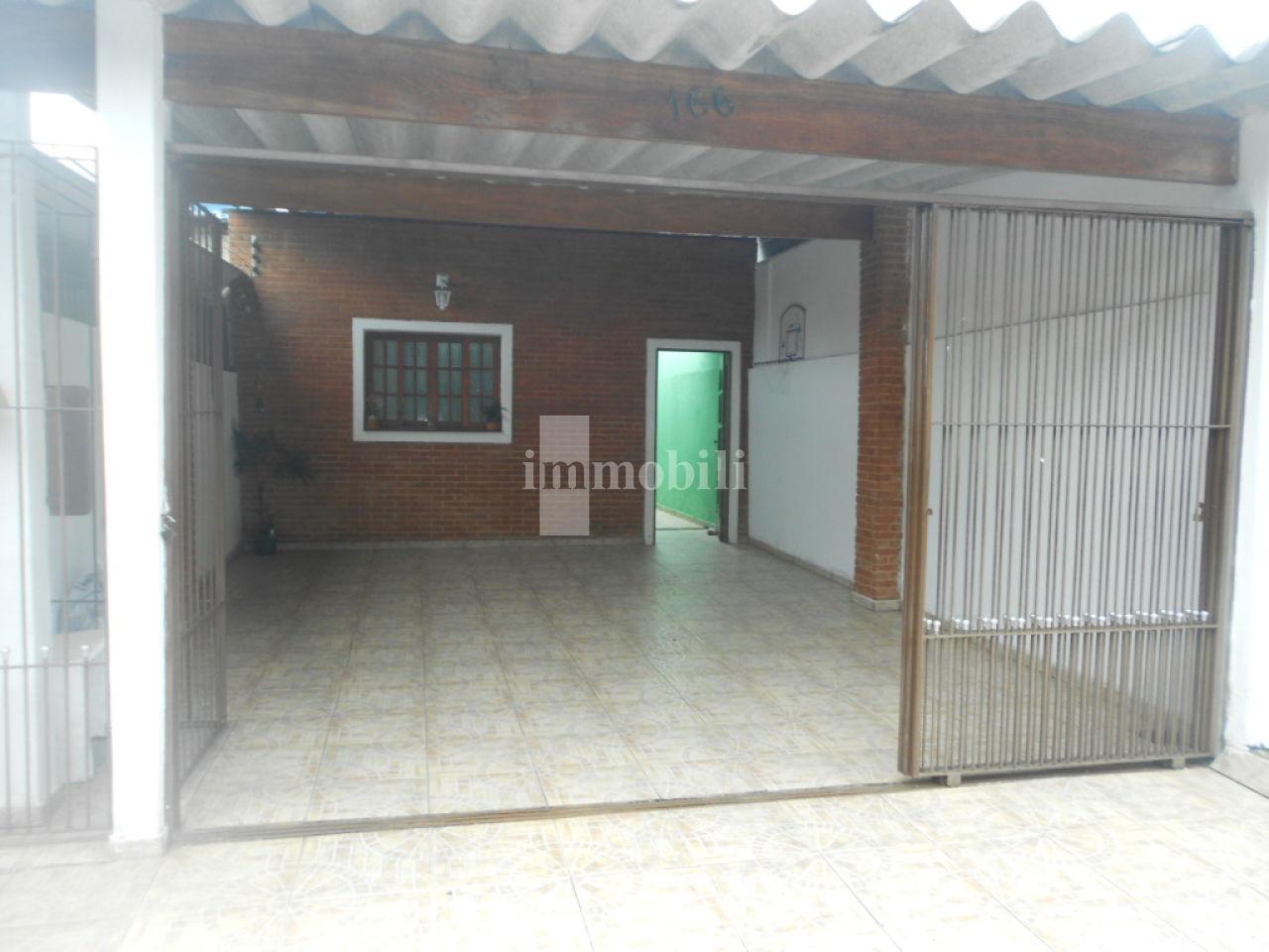 Casa De Vila para Venda - Jardim Leonor