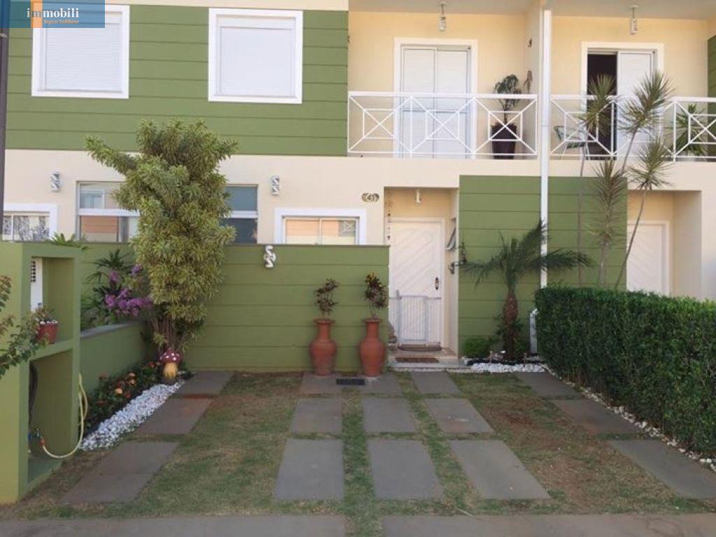 Casa Em Condomínio para Venda - Villas Da Granja Ii