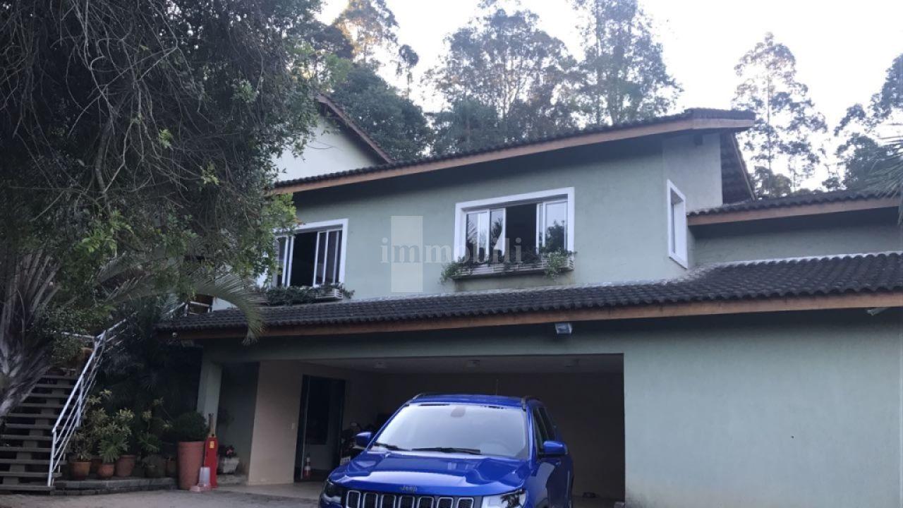 Casa Em Condomínio para Venda - Chácara Dos Lagos