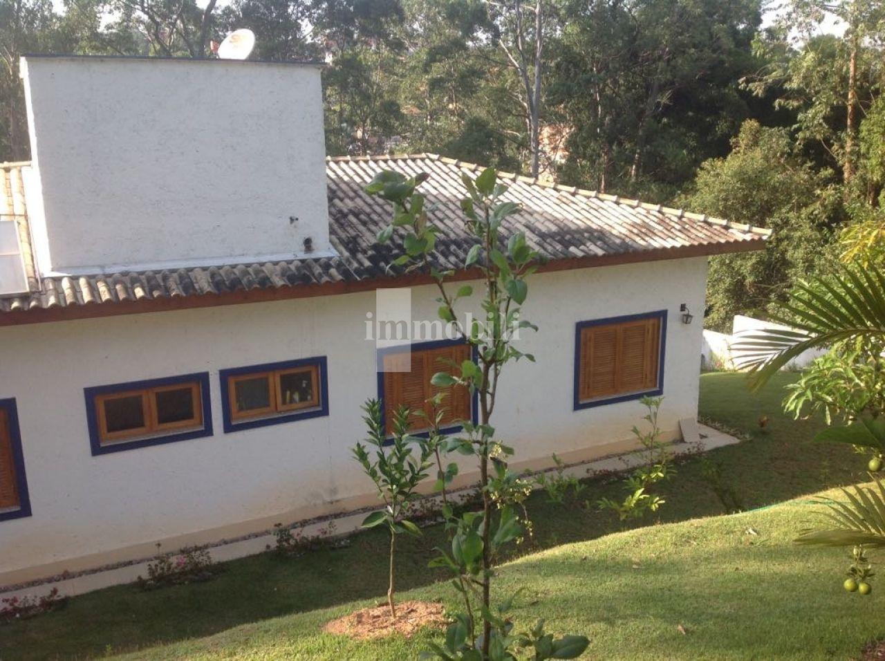 Casa Em Condomínio para Venda - Granja Caiapia