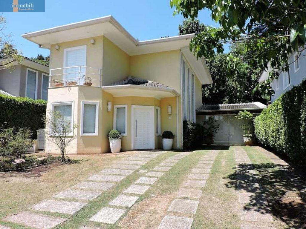 Casa Em Condomínio para Venda - Villa De La Rocca