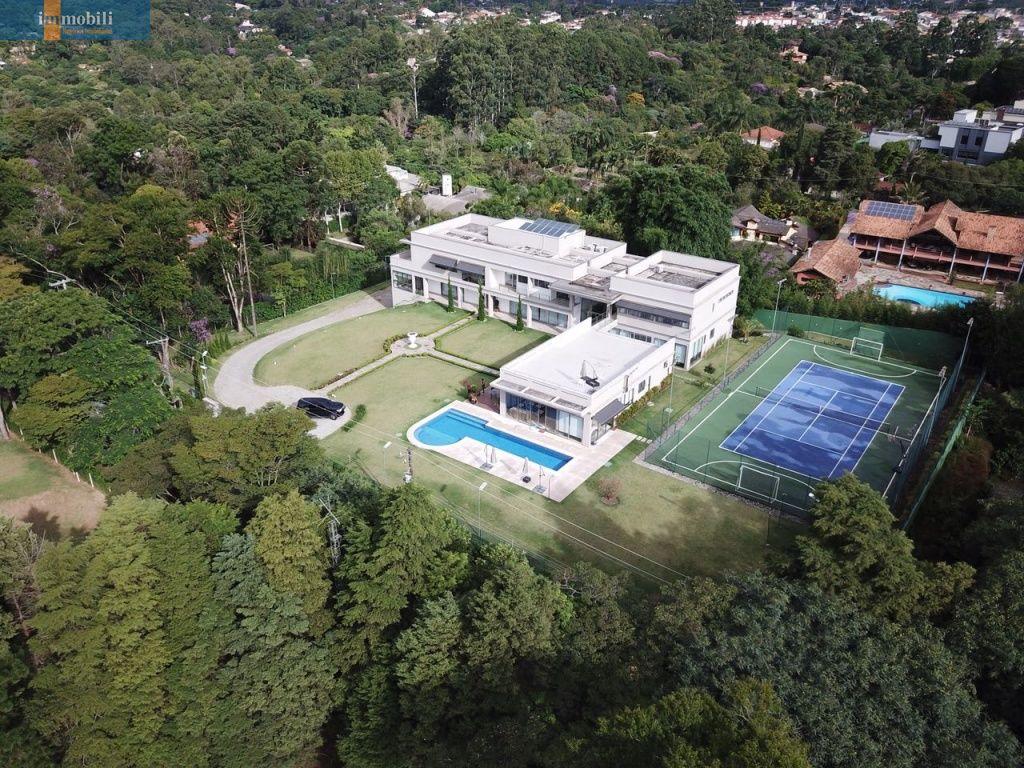 Casa Em Condomínio para Venda - Parque Silvino Pereira