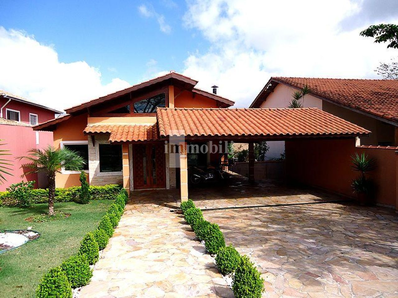 Casa Em Condomínio para Venda - Paysage Vert