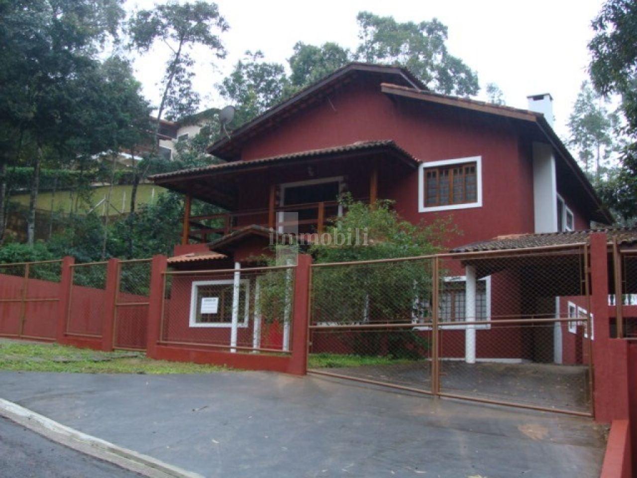 Casa Em Condomínio para Venda - Recanto Suíço