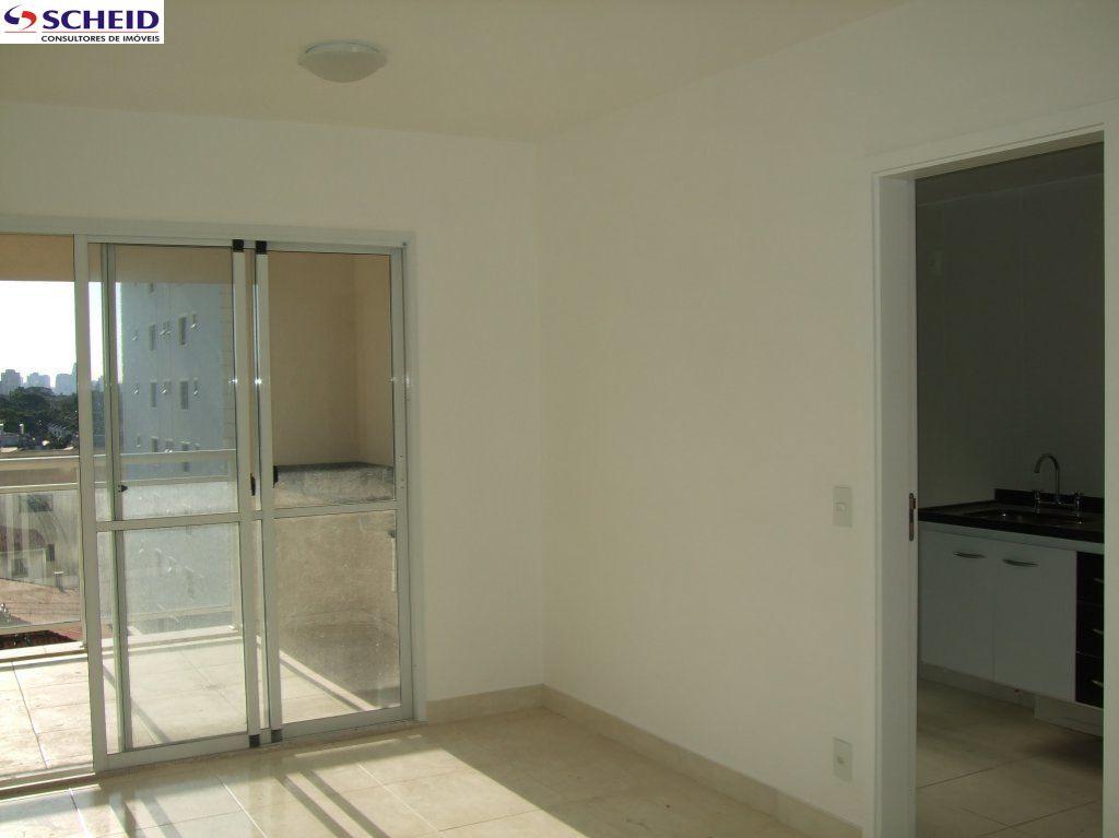 Apartamento de 1 dormitório em Jardim Brasil, São Paulo - SP