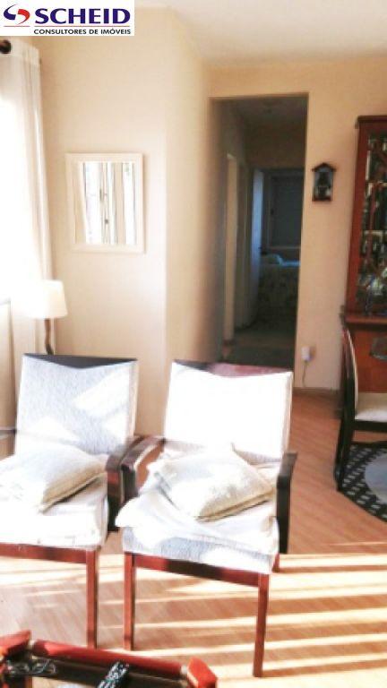 Apartamento de 2 dormitórios à venda em Vila Marari, São Paulo - SP