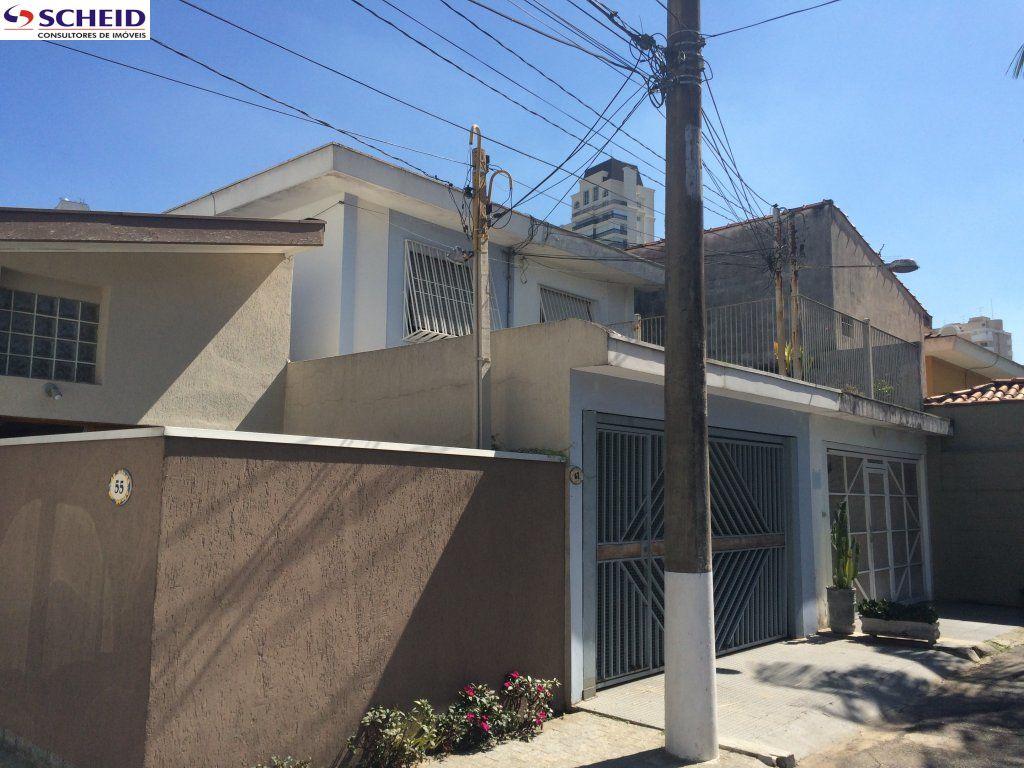 Casa De Vila de 3 dormitórios em Campo Belo, São Paulo - SP