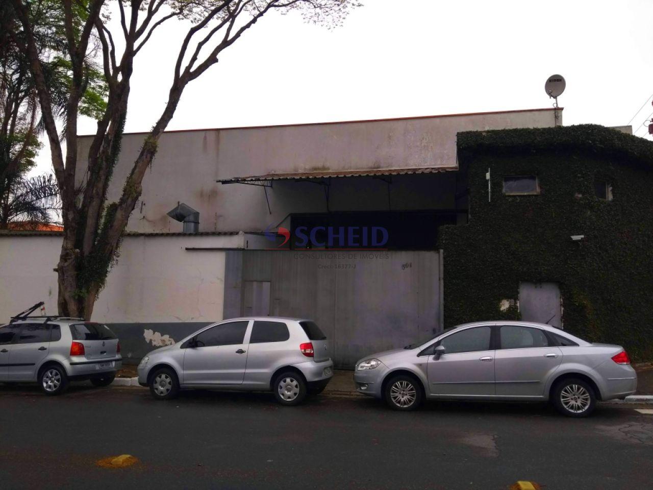 Galpão para Locação - Vila Santa Catarina