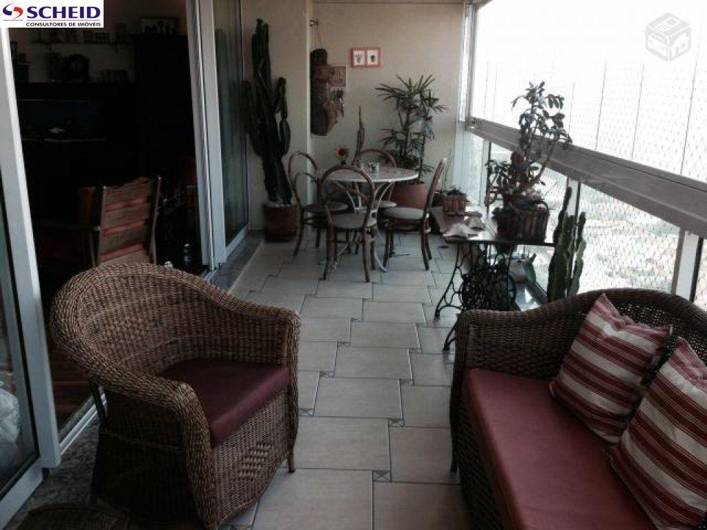 Apartamento de 4 dormitórios em Brooklin, São Paulo - SP