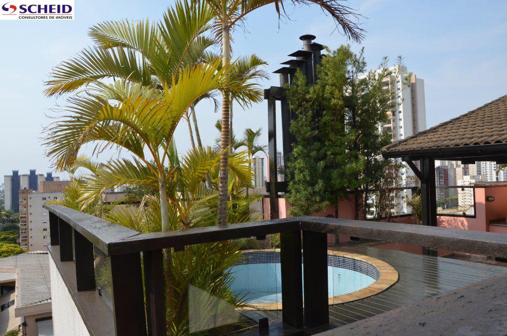 Cobertura de 4 dormitórios à venda em Jardim Prudência, São Paulo - SP