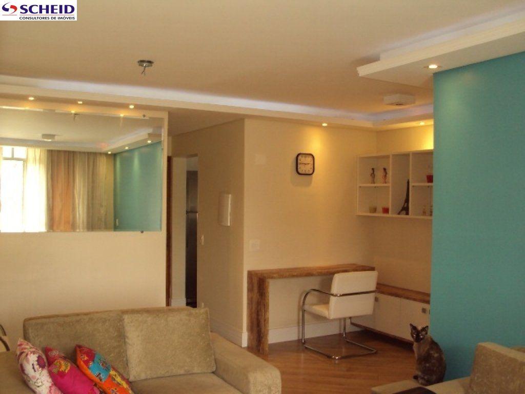 Apartamento de 3 dormitórios em Jardim Marajoara, São Paulo - SP