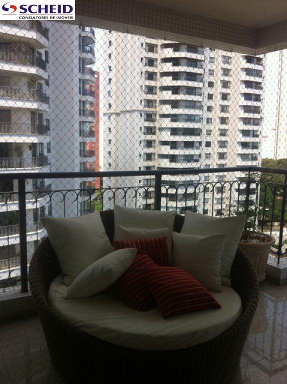 Apartamento de 4 dormitórios à venda em Santo Amaro, São Paulo - SP