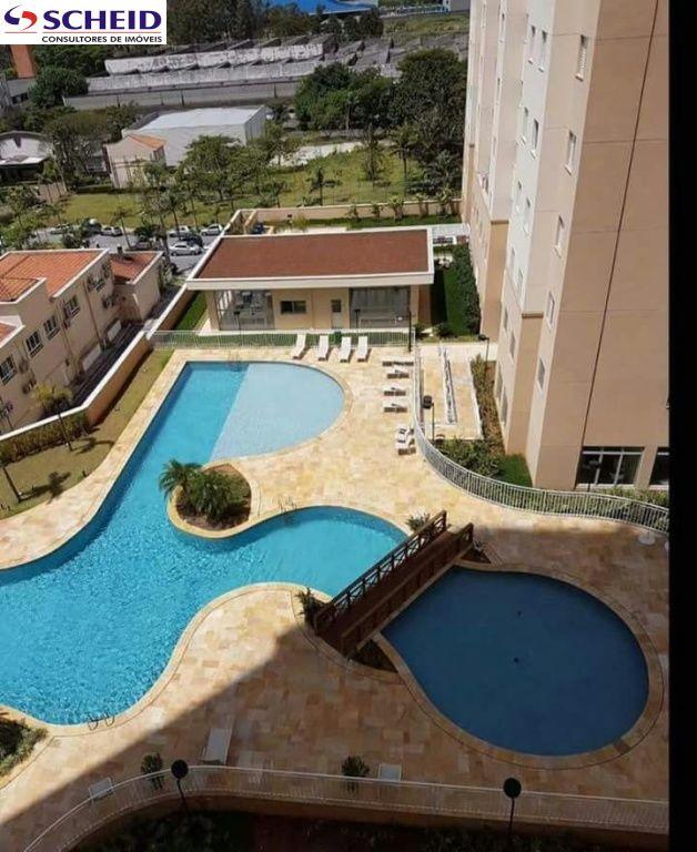Apartamento de 3 dormitórios à venda em Interlagos, São Paulo - SP