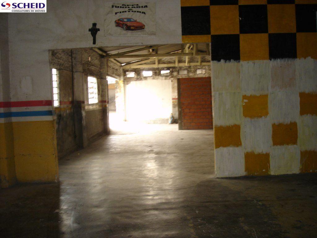 Galpão/depósito/armazém à venda em Vila Cruzeiro, São Paulo - SP