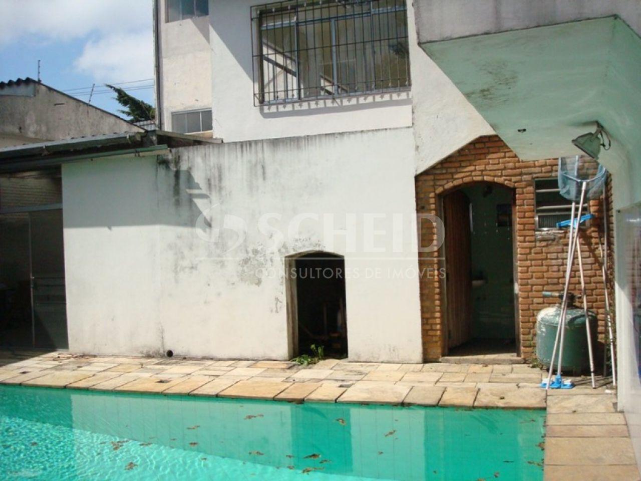 Casa Comercial à venda em Santo Amaro, São Paulo - SP