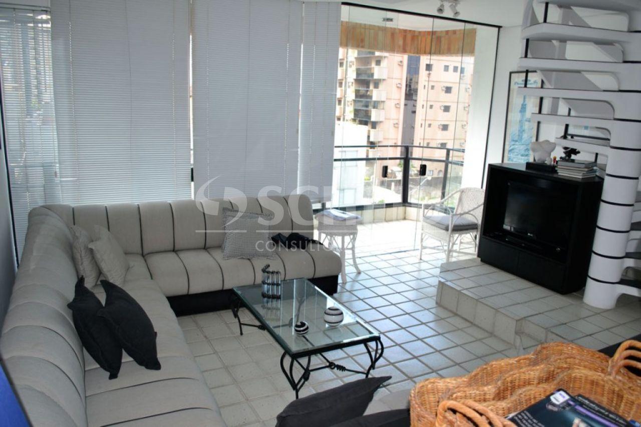 Cobertura de 5 dormitórios em Balneario Praia Do Perequê, Guarujá - SP