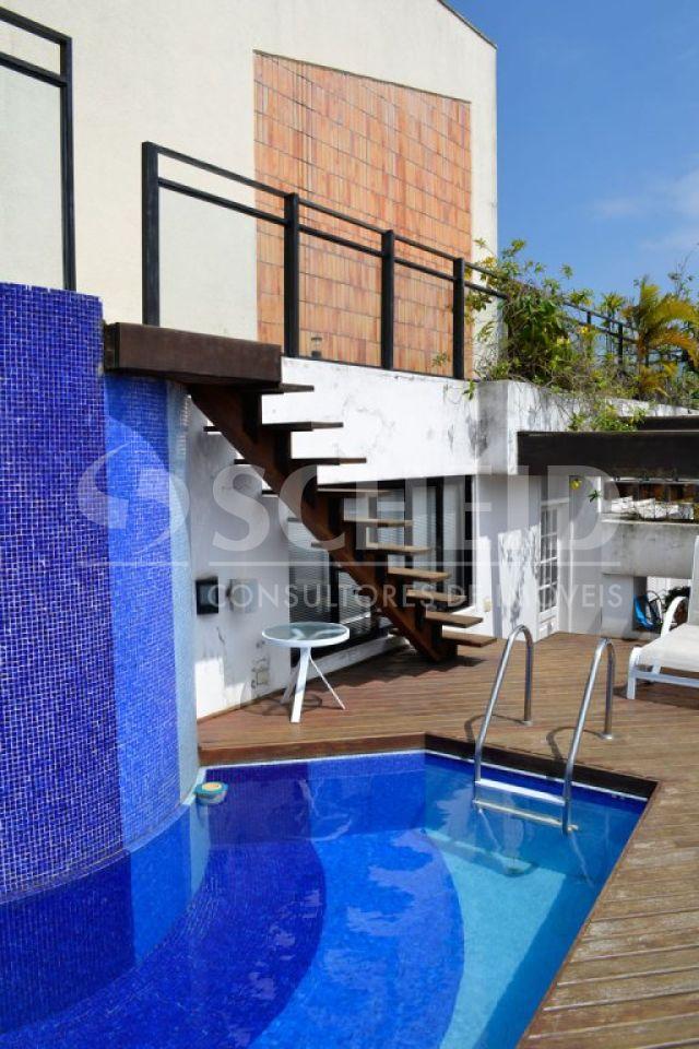 Cobertura de 5 dormitórios à venda em Balneario Praia Do Perequê, Guarujá - SP