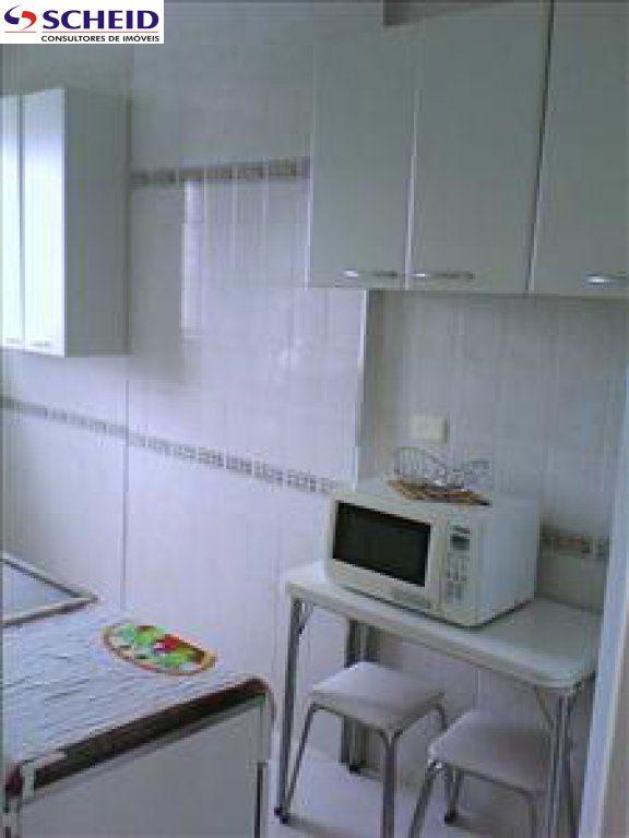 Apartamento de 1 dormitório à venda em Balneário Guarujá, Guarujá - SP