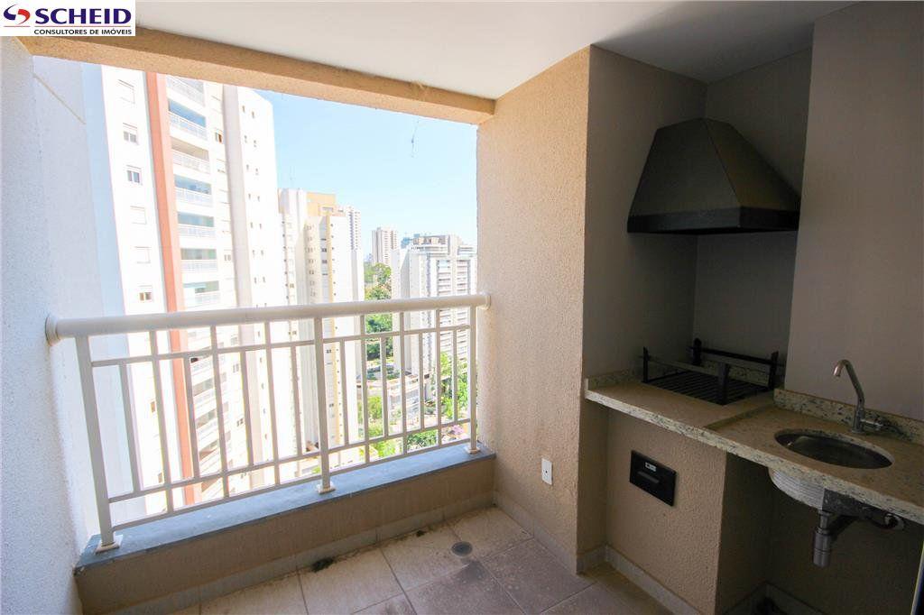 Apartamento de 2 dormitórios à venda em Morumbi, São Paulo - SP