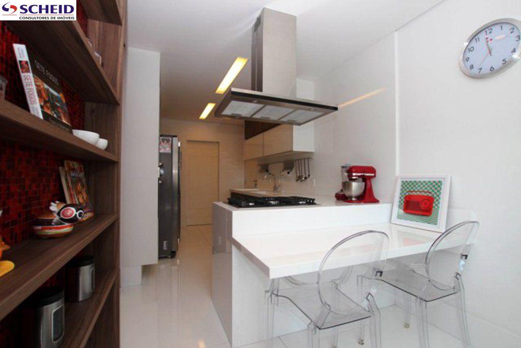 Apartamento de 3 dormitórios em Brooklin, São Paulo - SP