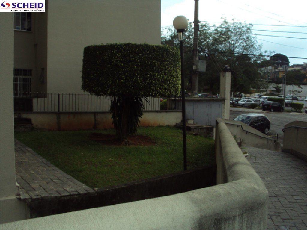 Apartamento de 3 dormitórios à venda em Vila São José (Cidade Dutra), São Paulo - SP