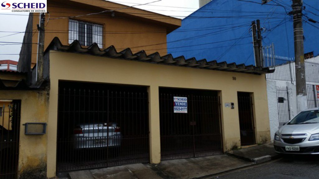 Casa Comercial de 3 dormitórios em Parque Brasil, São Paulo - SP