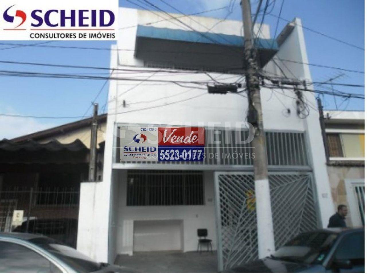 Casa Comercial à venda em Vila Mascote, São Paulo - SP