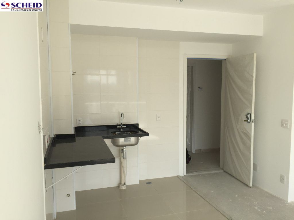 Apartamento de 1 dormitório em Granja Julieta, São Paulo - SP