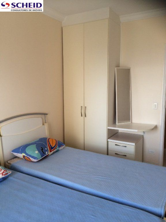 Apartamento de 2 dormitórios em Jardim Três Marias, Guarujá - SP