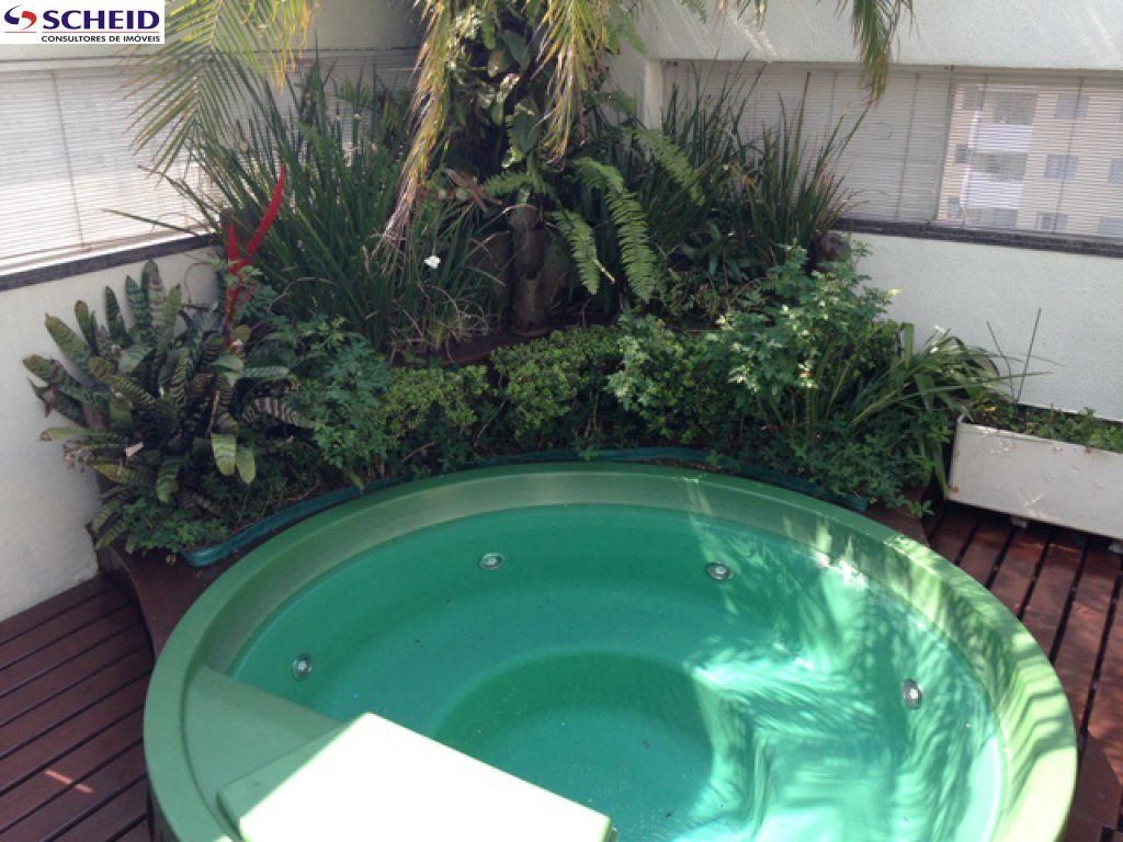 Cobertura de 2 dormitórios à venda em Brooklin, São Paulo - SP