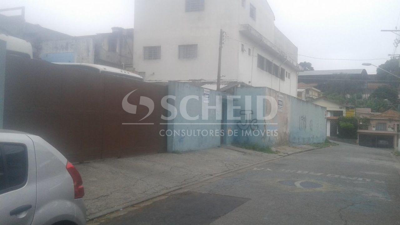 Galpão/depósito/armazém à venda em Jardim São Luís, São Paulo - SP