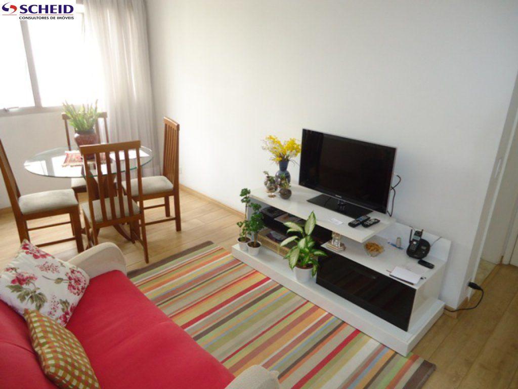 Apartamento de 2 dormitórios à venda em Indianópolis, São Paulo - SP