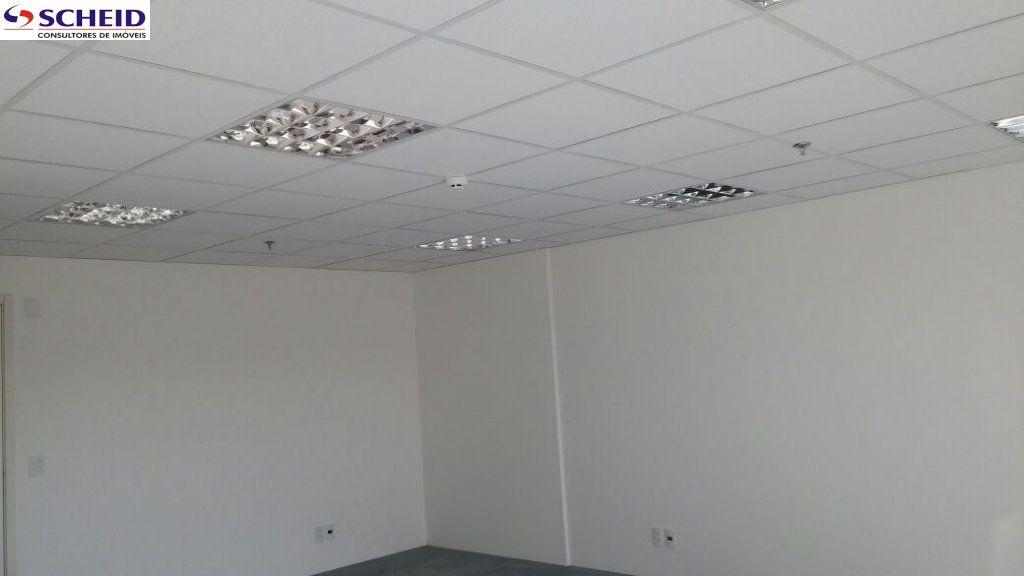 Conjunto Comercial/sala à venda em Santo Amaro, São Paulo - SP