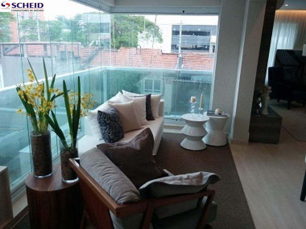 Apartamento de 4 dormitórios em Itaim Bibi, São Paulo - SP