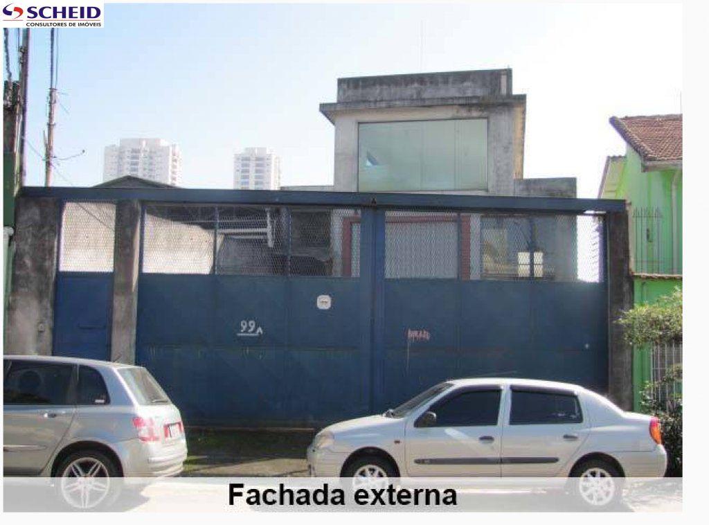 Galpão/depósito/armazém à venda em Vila Vermelha, São Paulo - SP
