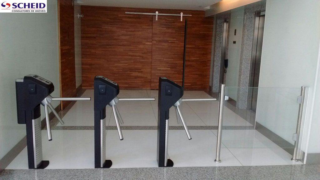 Conjunto Comercial/sala de 1 dormitório em Vila Cordeiro, São Paulo - SP