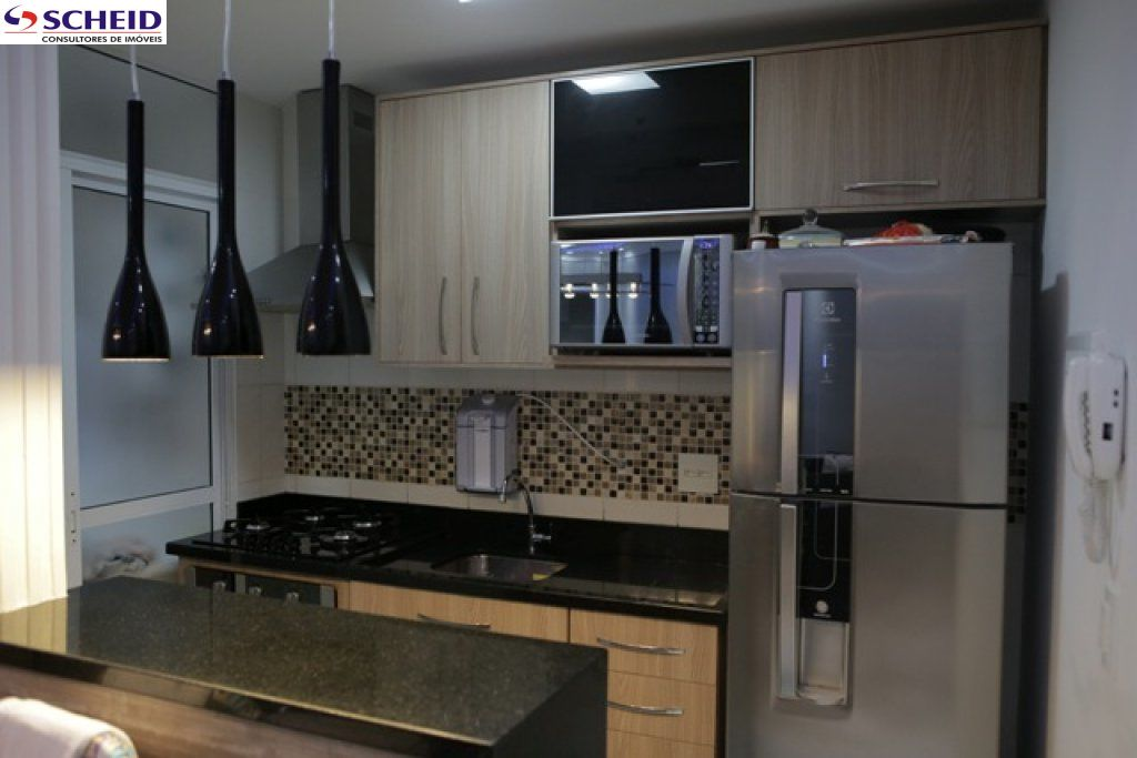 Apartamento de 2 dormitórios em Jardim Henriqueta, Taboão Da Serra - SP