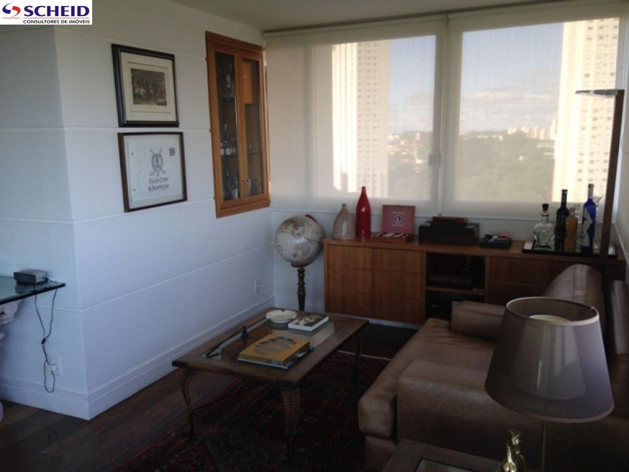 Apartamento de 4 dormitórios à venda em Campo Grande, São Paulo - SP