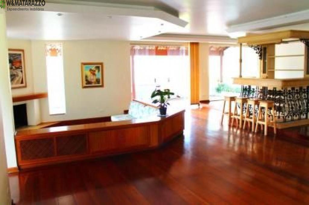 Casa venda Alto da Boa Vista - Referência WL1261