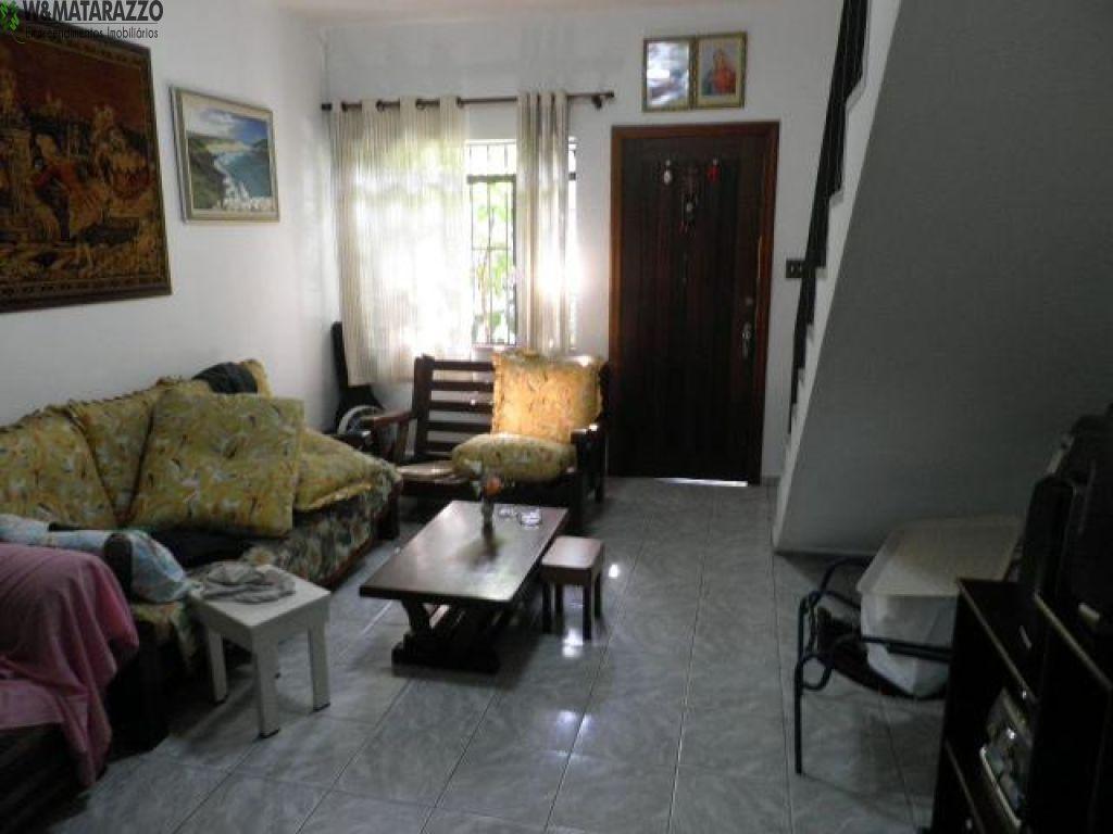Casa Campo Belo 2 dormitorios 3 banheiros 2 vagas na garagem