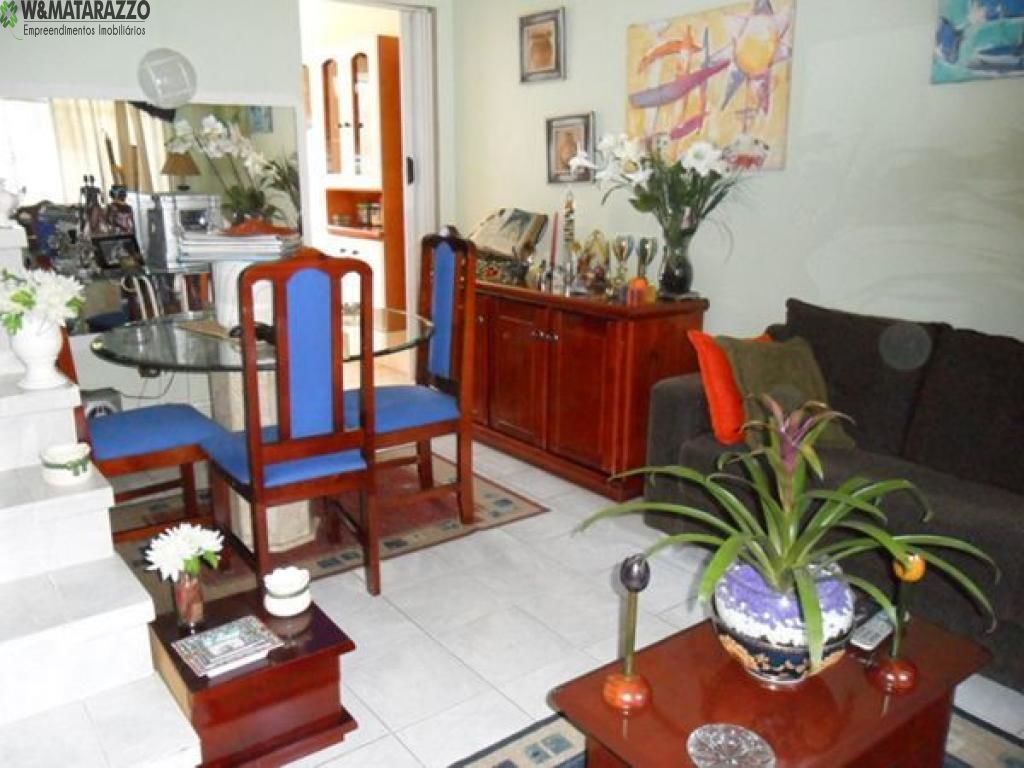 Casa Brooklin Paulista 3 dormitorios 2 banheiros 1 vagas na garagem