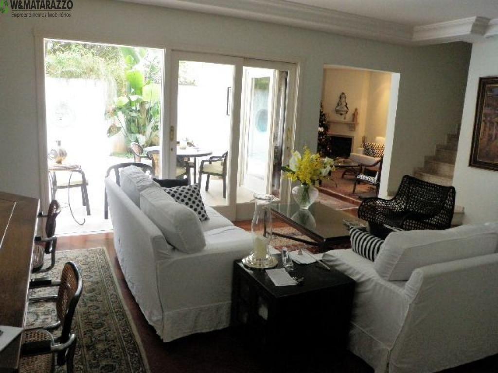 Casa de Condomínio Brooklin - Referência WL2044