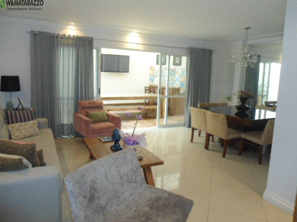 Casa de Condomínio Chácara Monte Alegre - Referência WL2129
