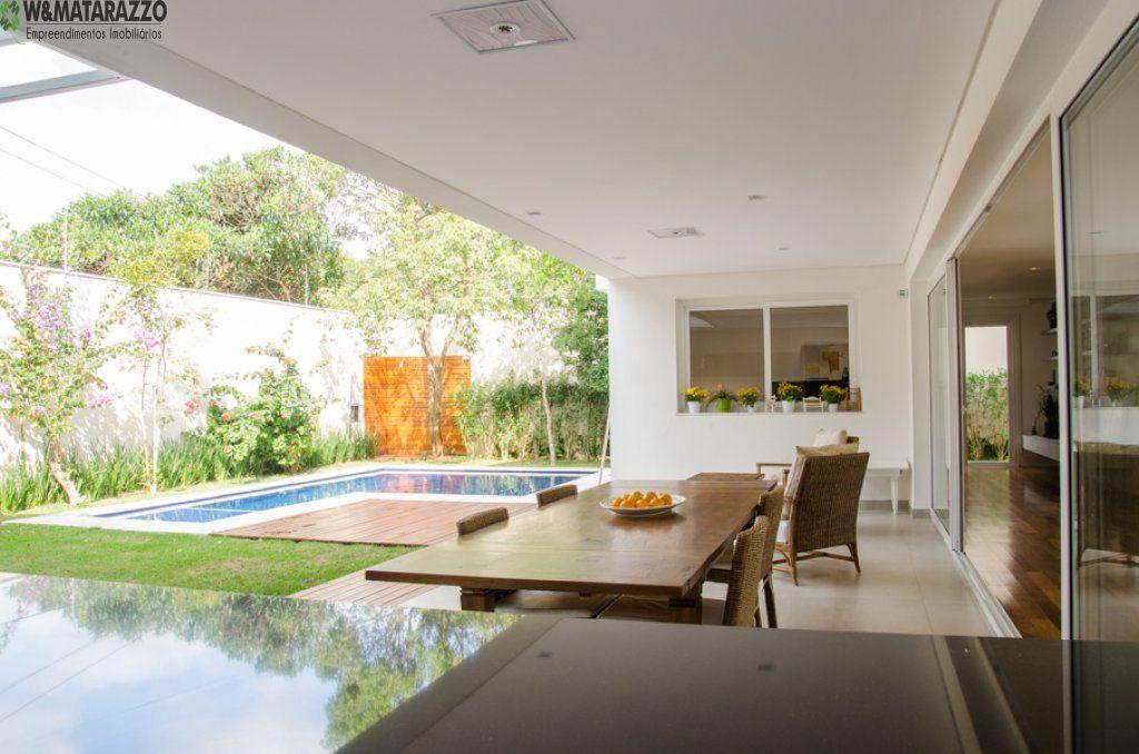 Casa de Condomínio BROOKLIN - Referência WL2202