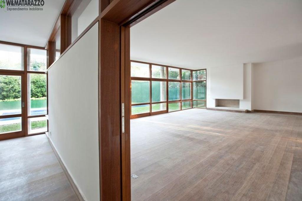 Casa de Condomínio Alto da Boa Vista 5 dormitorios 6 banheiros 6 vagas na garagem